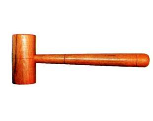 Киянка деревянная, боек d-50 мм, L-100 мм